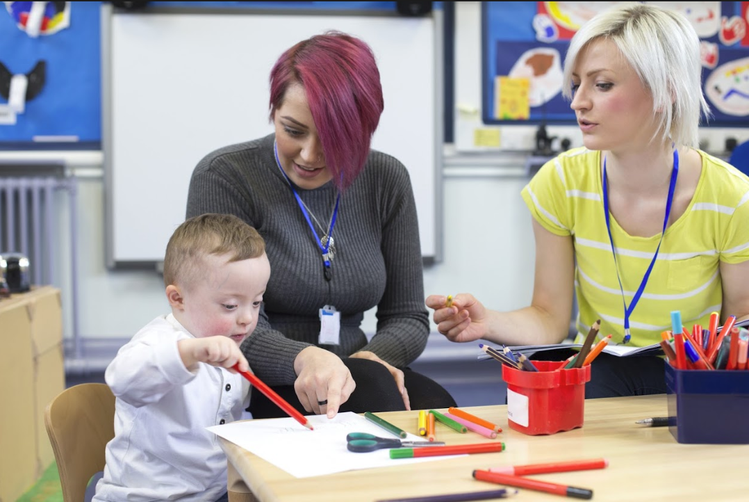 Meet our professional support for early childhood intervention